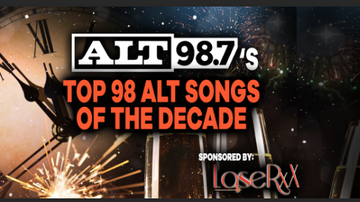 ALT Articles - We are Counting Down Our Top ALT Songs Of the Decade