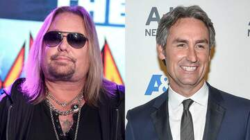 Maria Milito - 'American Pickers' Star Brought Vince Neil To Church On Christmas