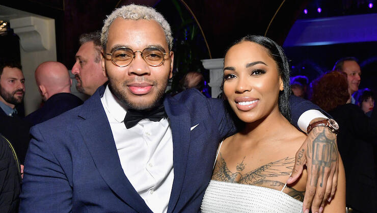 Kevin Gates & Wife Dreka Announce They're Expecting Baby No. 3 ...