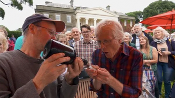 Trending - 'Antiques Roadshow' Expert Drinks Urine Thinking It's 150-Year-Old Wine