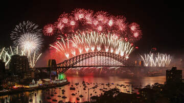 Dan Blackman - How countries around the world ring in the New Year!