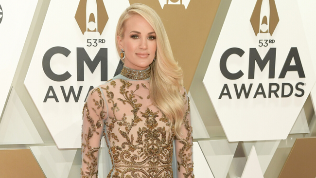 Carrie Underwood Will Not Return As CMA Awards Host In 2020