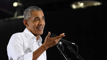 image for President Barack Obama In Chicago for All-Star Weekend