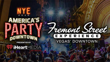 Vegas Happenings - New Year's Eve: America's Party Downtown at Fremont Street Experience
