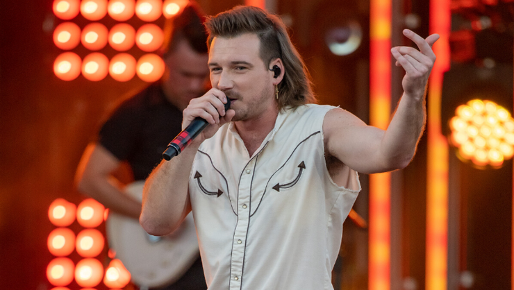 Morgan Wallen Surprise Releases New Song 'This Bar' To End The Year