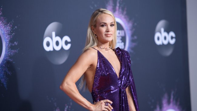 Carrie Underwood Shares Most Memorable Moment Of 2019 With Adorable Photo