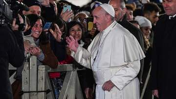South Florida's First News w Jimmy Cefalo - Pope Apologizes For Slapping Pilgrim's Hand