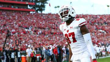 Wisconsin Badgers - Quintez Cephus declares for NFL Draft
