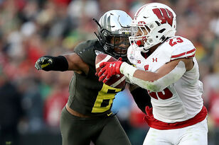 Wisconsin's Jonathan Taylor declares for NFL Draft