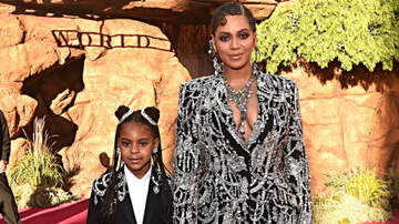Trending - Blue Ivy Looks Like Mom Beyoncé's Twin In Picture With Megan Thee Stallion