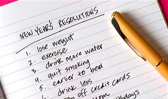 Zach Dillon - Goodbye Resolutions? We're A week Into The New Year Now... still good?