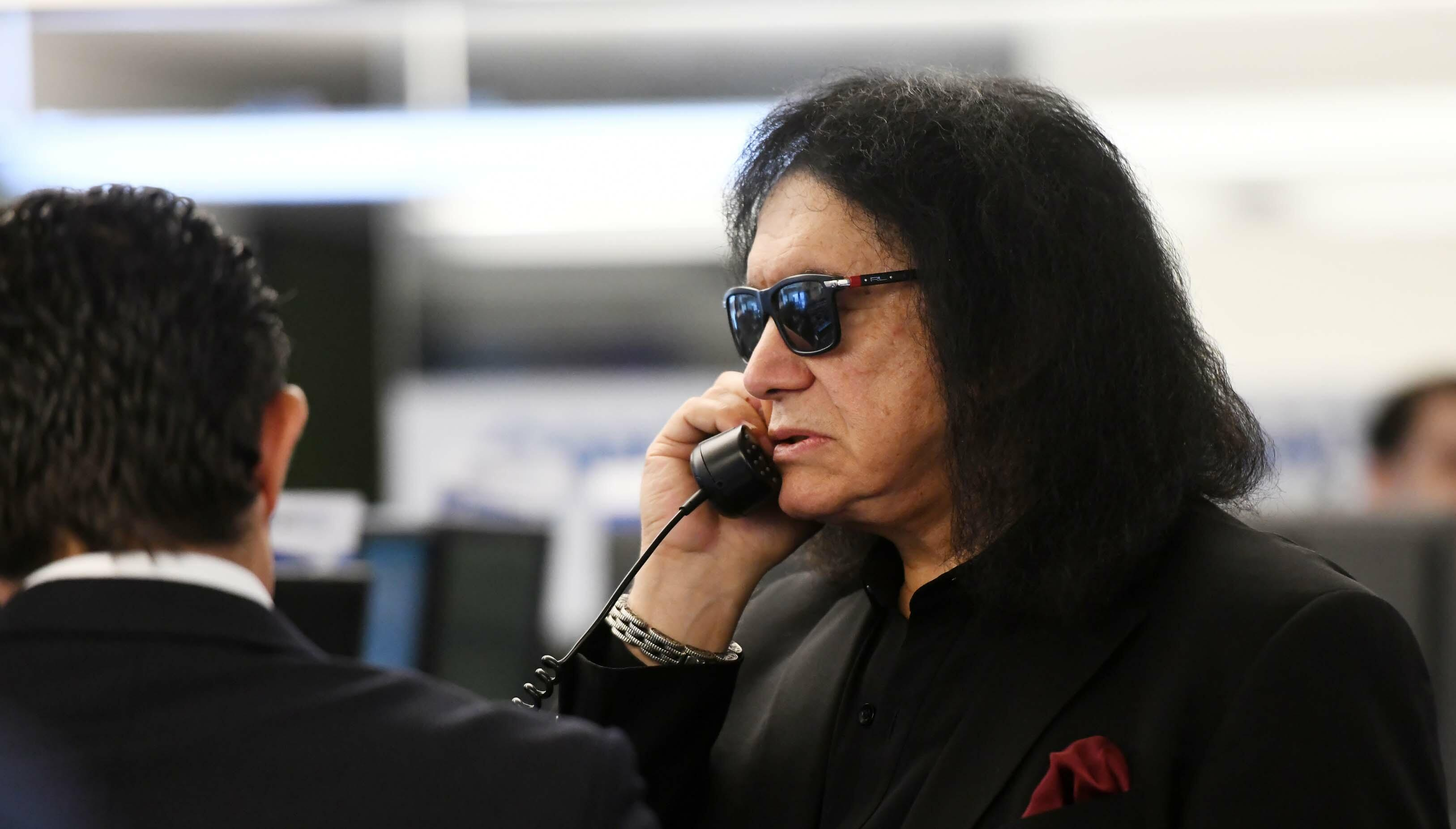 KISS Frontman Gene Simmons' Cereal Hack Is Melting Down Social Media