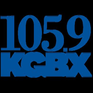 105.9 KGBX Springfield logo
