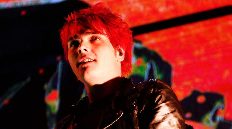 Gerard Way Reveals My Chemical Romance Fame Was 'Extremely Traumatic'