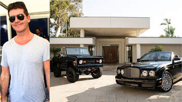 Arizona News - Two Of Simon Cowell's Cars To Sell At Barrett-Jackson Scottsdale Auction