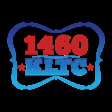 1460 KLTC logo