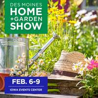 Click to Save $3 on Des Moines Home + Garden Show Tickets!