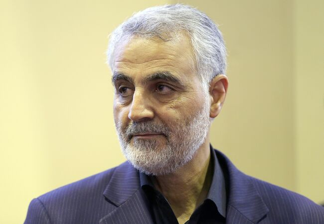 IRAN-IRAQ-UNREST-MILITARY-SOLEIMANI