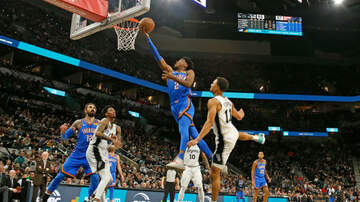 None - Thunder Rally To Win Again