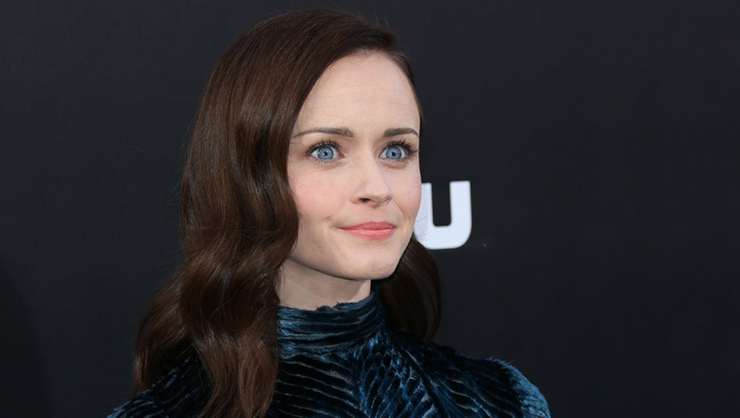 Googling Alexis Bledel Could Cause You Lots Of Problems | iHeartRadio