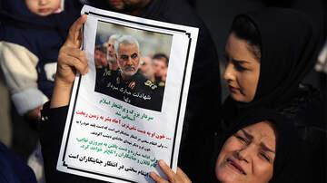 Politics - U.S. Airstrike Kills Top Iranian General At Baghdad Airport