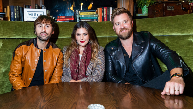 Lady Antebellum Announce 2020 'Ocean Tour' With Jake Owen And Maddie & Tae
