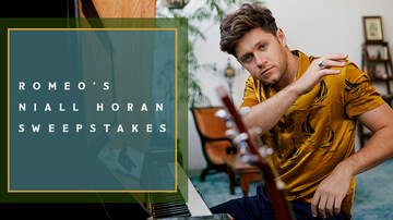 Contest Rules - Romeo's Niall Horan Sweepstakes Rules