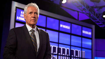image for Alex Trebek Needs Just 30 Seconds To Say Goodbye From Jeopardy