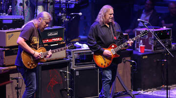 Kenny Young - Allman Brothers Members Reuniting For One-Off Show