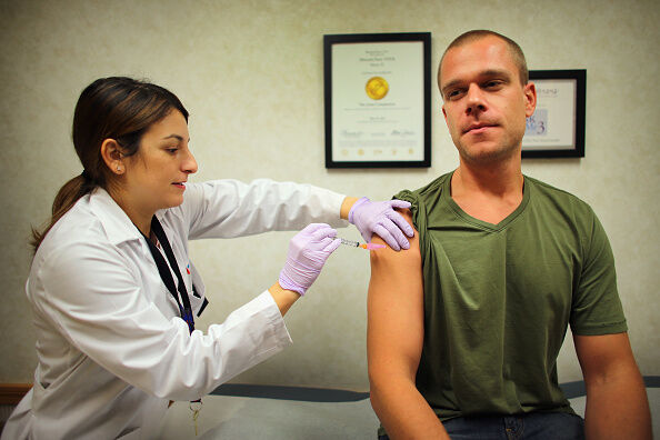 Center For Disease Control Warns Of Early Start To Flu Season