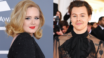 Sara Jean - Adele Trolled For Being 'Too Skinny' While Vacationing With Harry Styles