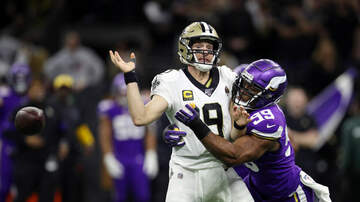 image for Saints rue uncharacteristic play after early playoff exit   #KFANVikes