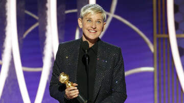 iHeartRadio Spotlight - Ellen DeGeneres Receives The Carol Burnett Award At 2020 Golden Globes