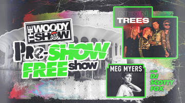 ALTer EGO - The Woody Show Pre-Show Free Show With Neon Trees & Meg Myers