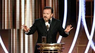 KCOL Mornings With Jimmy Lakey - Ricky Gervais Doesn't Hold Back On Hollywood Elite