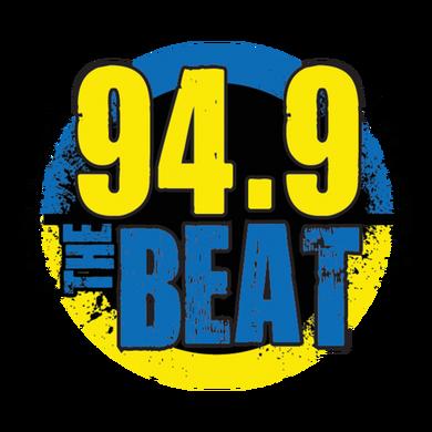 94.9 The Beat logo