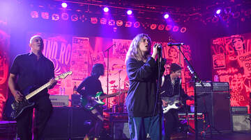 Jonathan 'JC' Clarke - Surviving Nirvana Members Reunite At All-Star Fundraiser