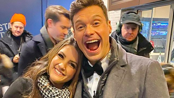 Ryan Seacrest - Sisanie Shares Why 2020 Is Already the Best Calendar Year Ever