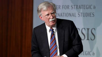 Politics - John Bolton Says He's Willing to Testify in Senate Impeachment Trial