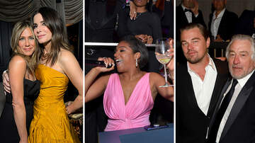 iHeartRadio Spotlight - The Star-Studded 2020 Golden Globes After Parties: See The Pics