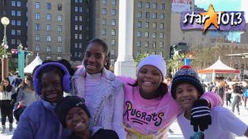 Photos - Safeway Holiday Ice Rink @ Union Square SF 01.05.20