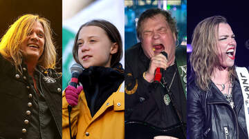 Maria Milito - Sebastian Bach, Lzzy Hale Defend Greta Thunberg Following Meat Loaf Comment