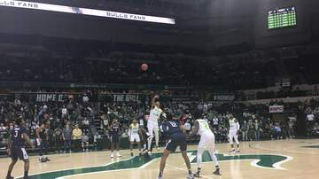 image for UConn Men squander early lead in loss at USF 75-60