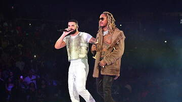 image for This Drake & Future Life Is Good cover is FIRE.
