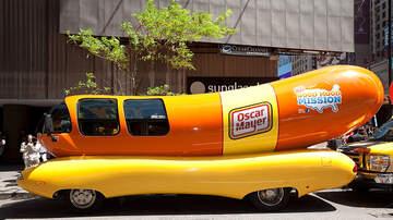 EJ - Oscar Mayer Is Hiring Wienermobile Drivers