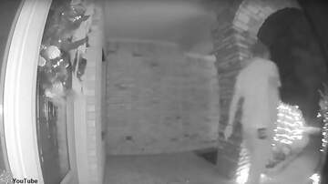 Coast to Coast AM with George Noory - 'Alien Abduction' Filmed by Doorbell Cam
