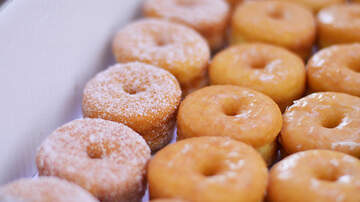 Jesse Lozano - Krispy Kreme Adds Mini Doughnuts To Permanent Menu