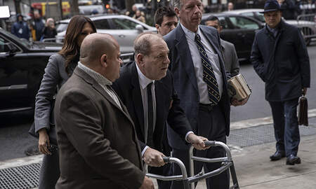 image for Jury In Harvey Weinstein Trial Says They're Deadlocked On Two Counts