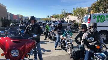 Clint August - Clint's Ride Club To Biggs and Baps for Ashley. First one of 2020!