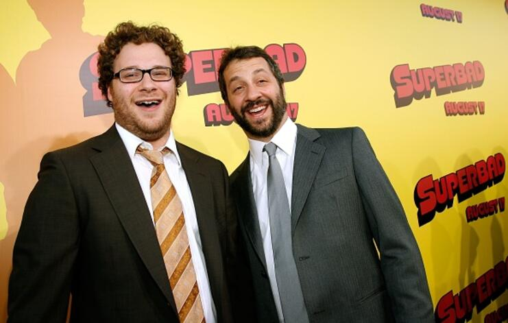"""Premiere Of Sony Pictures' """"Superbad"""" - Arrivals"""